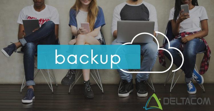 giornata mondiale del backup Deltacom