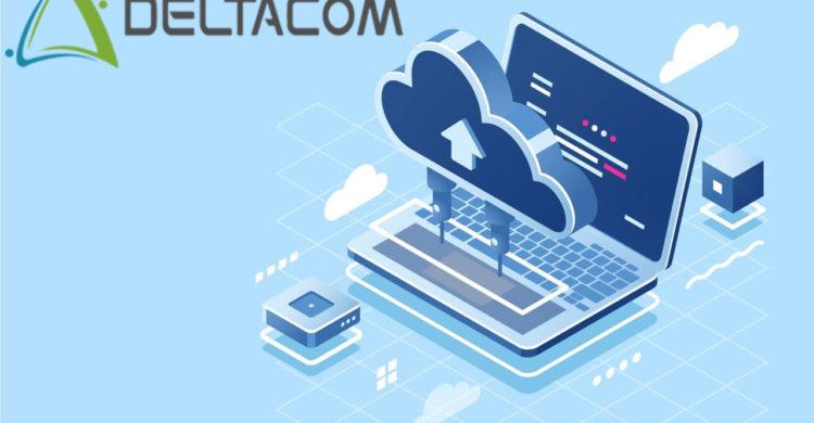 backup in cloud Deltacom